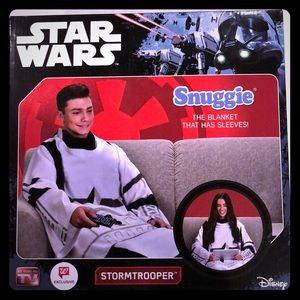 StarWars Stormtrooper Huggie Blanket